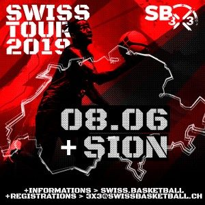 SWISS TOUR 2019